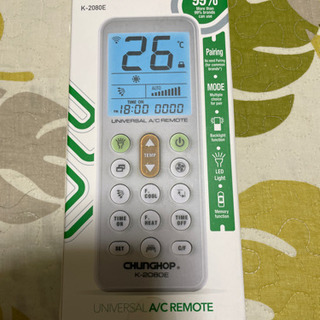 エアコン用 新品汎用リモコン