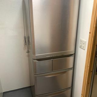 【ネット決済】三菱電機 冷蔵庫 420L 2010年製 mr-b...