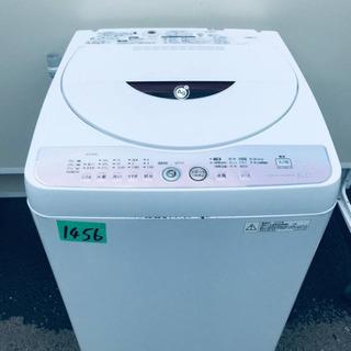 1456番 SHARP✨全自動電気洗濯機✨ES-GE60L-P‼️