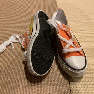 鬼滅 靴 スニーカー 24cm