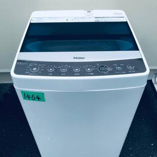 ✨2018年製✨1464番 Haier✨全自動電気洗濯機✨JW-...