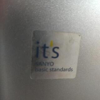 SANYO冷蔵庫3年くらい前に購入しまた