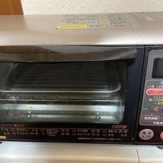 【ネット決済】TOSHIBAオーブントースター