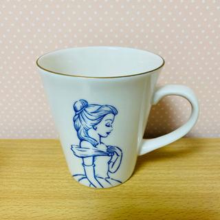美女と野獣 ベル マグカップ