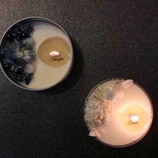 【7月】27(火)or28(水)★灯すとメッセージが浮かぶアロマキャンドル♪ − 神奈川県