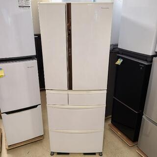 h615売約済み❌Panasonic 455L 6ドア 冷凍冷蔵庫