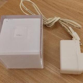 【値引き】動作確認済 au HOME SPOT CUBE Wi-Fiルーター - 家具