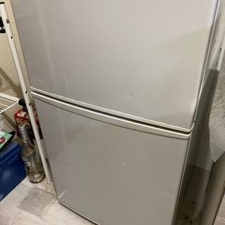 【ネット決済】一人暮らし用冷蔵庫 今週月曜には廃棄します。欲しい...