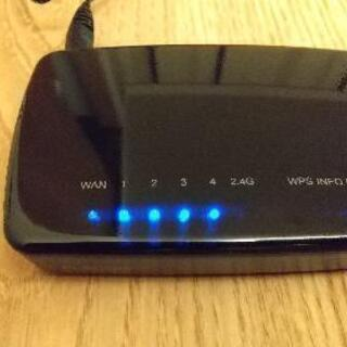 エレコム WiFiルーター 無線LAN 中継器 11n/g/b ...