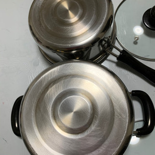 【ネット決済】アルミ鍋IH対応