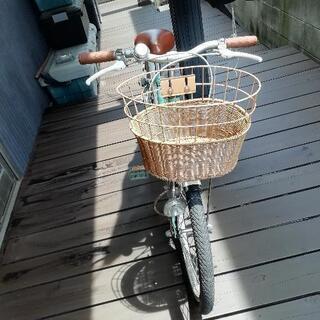【ネット決済】(交渉中) かわいい自転車 子供 女の子 エメグリ...