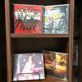 CD色々 シングル4枚セット レンタル落ち