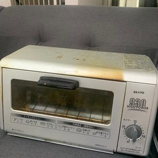 【直接お渡し限定】トースター SANYO 西新宿5丁目駅