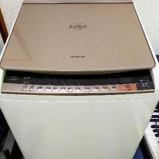 日立洗濯乾燥機 ビートウォッシュ 2016年製