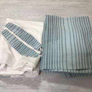 ニトリ 遮光カーテン&レースカーテン