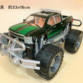 車おもちゃ 約33cm×16cm