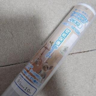 新品未使用◼️壁紙保護シート◼️貼って剥がせる◼️半透明
