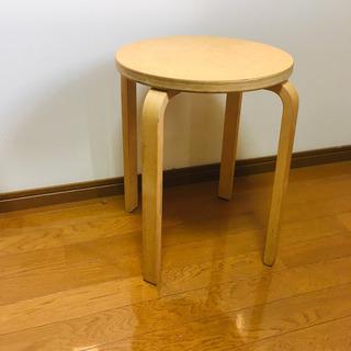 【0円/急募】IKEAスツール