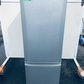 1478番 三菱✨ノンフロン冷凍冷蔵庫✨MR-P17Z-S…