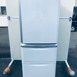 ‼️335L‼️1484番 三菱✨ノンフロン冷凍冷蔵庫✨M…