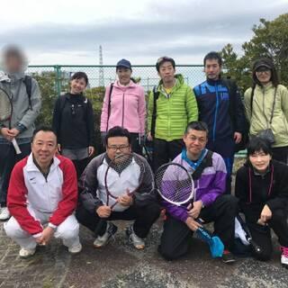 運動不足解消🎾硬式テニス一緒に楽しみませんか!【宮城野パワーテニ...