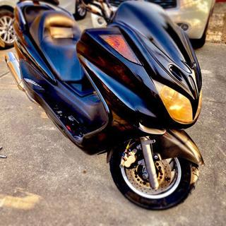 【ネット決済】マジェスティC 250cc SG03J MT車交換可