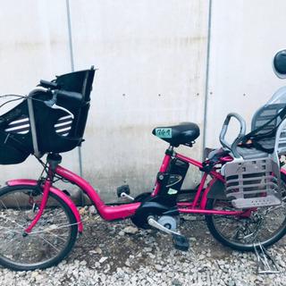 ④749番  電動自転車✨ Panasonic ギュッド ENM...