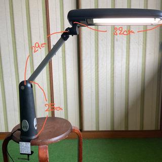 電気スタンド ニトリ クランプ式