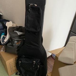 【0円】エレキアコースティックギターケース ソフトケース
