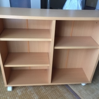押入れに収納できる本棚