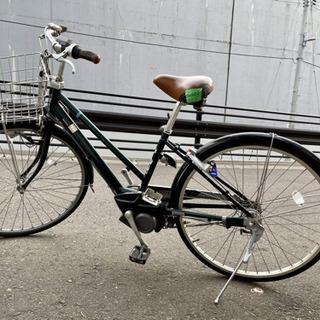 ヤマハの電動自転車。
