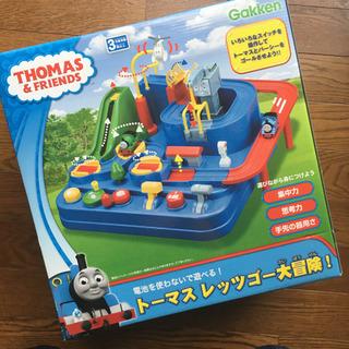 【ネット決済】きかんしゃトーマス レッツゴー大冒険(トーマス)