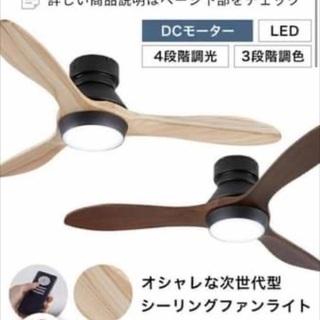 【ネット決済】ファン付きシーリングライト ロウヤLOWYA