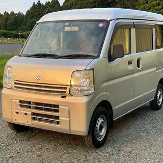 【ネット決済・配送可】 Nissan Clipper Mini-...