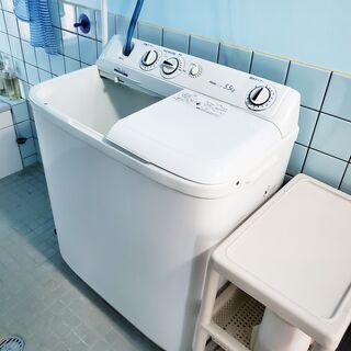 ※取引中【Haier】電気洗濯機(43L) / 2層式