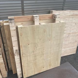木製パレット差し上げます。