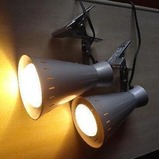 オーム電機 クリップライト OCL-310S