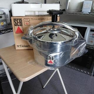 【SEB】圧力鍋 No.411