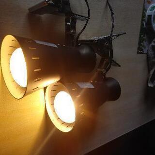 オーム電機 クリップライト OCL-26B