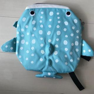 【試着のみ】リュックサック ジンベイザメ
