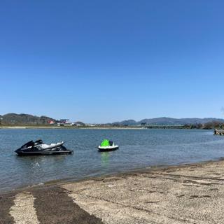 【ネット決済】水上バイク STX-15F