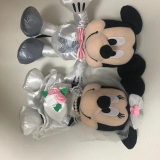 ディズニー ミッキー&ミニー ウェディング