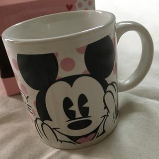 ディズニーミッキー マグカップ 未使用