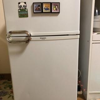 冷蔵庫を無料でお譲りします。