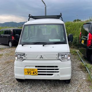三菱軽自動車 年式新 平成25年登録 距離69999 キロ車検あり