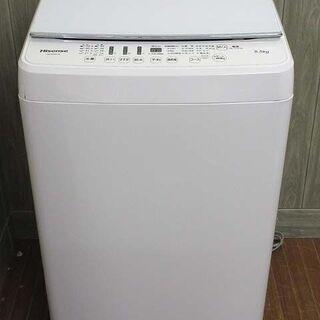 【ネット決済・配送可】ss2508【中古】 ハイセンス 洗濯機 ...