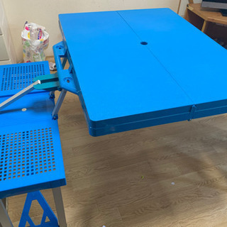 折り畳み バーベキュー キャンプ  テーブル 椅子