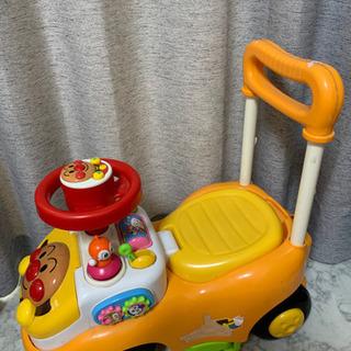 アンパンマン 乗り物 車 おもちゃ