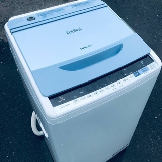 ♦️EJ1439B HITACHI 全自動電気洗濯機 【2017年製】
