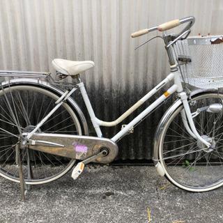 自転車 ブリヂストン 希少 26インチ レトロ